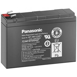 12V 4Ah Panasonic UP-VW1220P1