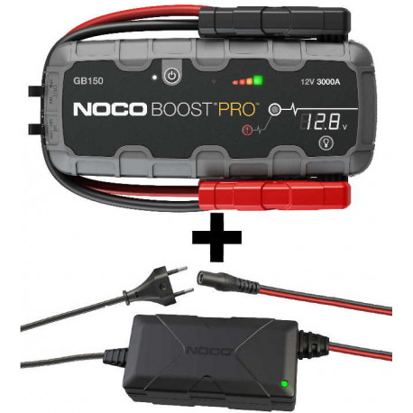 NOCO BOOST GB150 + XGC4