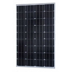 110w solcelle panel