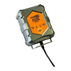 Powerline batterilader 6/12v - 1A