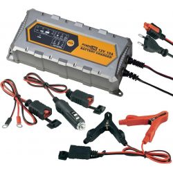 Powerline batterilader 12v - 10A